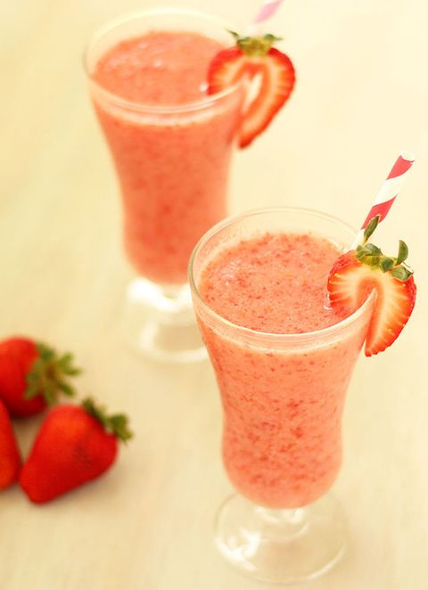"Once you've had this creamy strawberry treat, you might never go back to blended margaritas again.   <strong>Get the recipe from <a target=""_blank"" href=""http://theblondcook.com/2012/08/frozen-whipped-strawberry-cocktail/"">The Blond Cook</a>. </strong>  <strong>Related: </strong><a target=""_blank"" href=""http://www.delish.com/cooking/news/a40038/strawberry-cocktail-recipes-cos0614/""><strong>15 Summery Strawberry Cocktail Recipes</strong></a>"