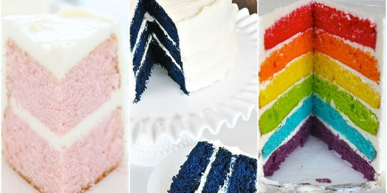 9 Gorgeous Velvet Cakes in Every Color Except Red
