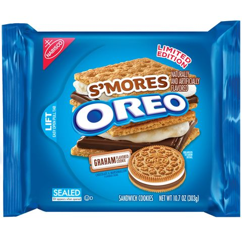 S Mores Oreos Might Be Coming Back This Year Oreo Limited Edition