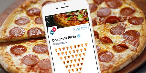 Food, Cuisine, Ingredient, Pepperoni, Recipe, Dish, Baked goods, Pizza, Fast food, Portable communications device,
