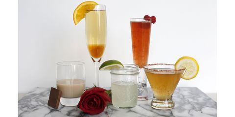 Drink, Drinkware, Serveware, Liquid, Alcoholic beverage, Tableware, Ingredient, Classic cocktail, Barware, Juice,