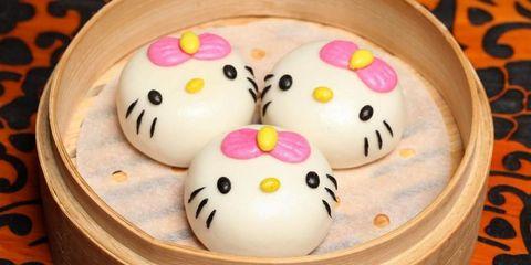 Hello Kitty Restaurant - Delish.com