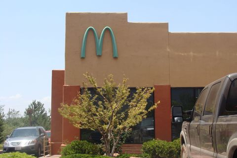 McDonald's - Sedona - Arizona