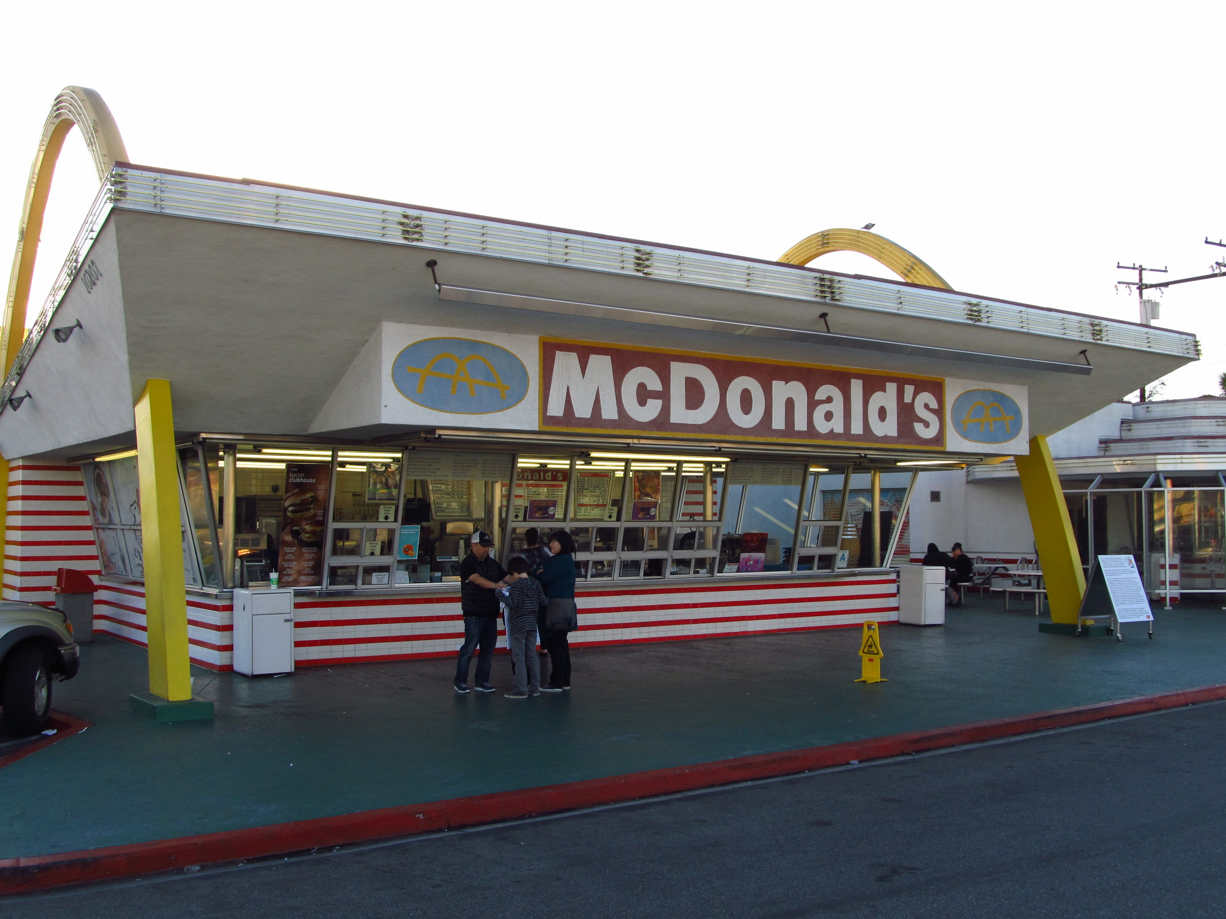 Delish - Downey McDonalds