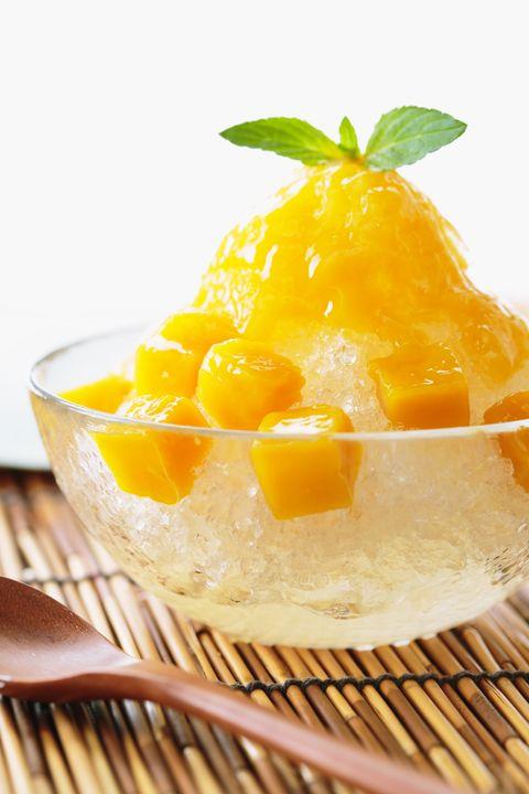 Food, Yellow, Ingredient, Fruit, Produce, Tableware, Kitchen utensil, Natural foods, Serveware, Dishware,