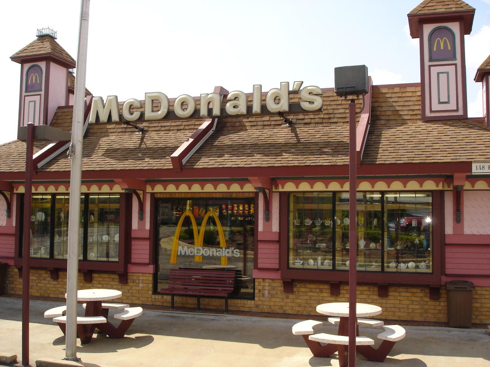 McDonald's - Arkansas