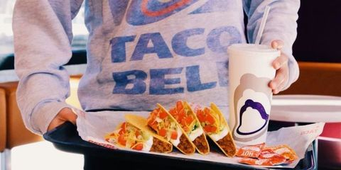 Delish - Taco Bell Removing Artificial Ingredients