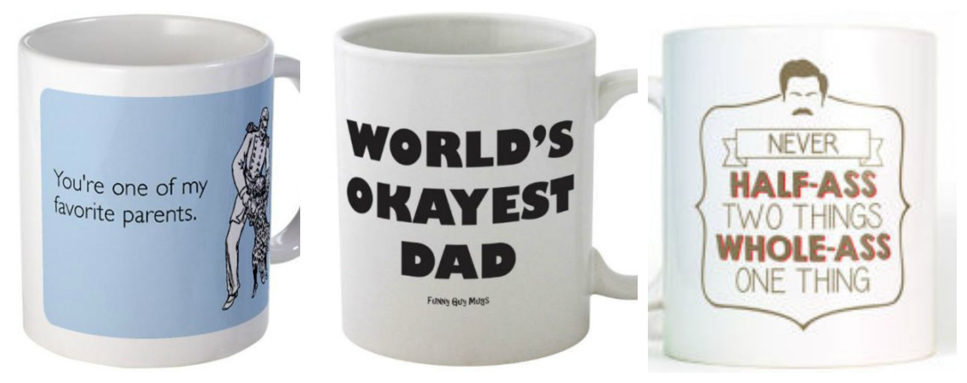 20 Funny Father S Day Mugs Cute Gift Mugs For Dad