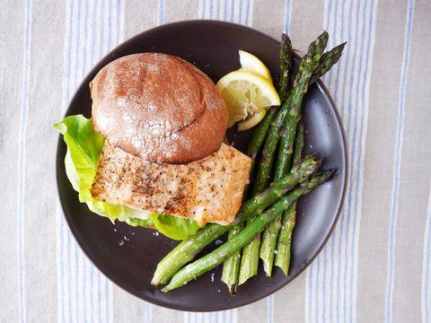 Dish, Food, Cuisine, Ingredient, Produce, Green bean, Asparagus, Recipe, Brunch, Bun,