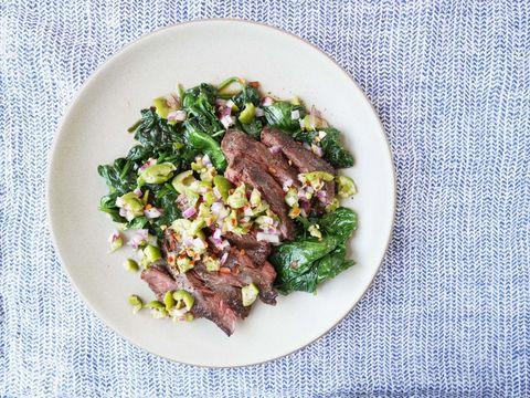dish, food, cuisine, ingredient, produce, vegetable, salad, gremolata, recipe, leaf vegetable,
