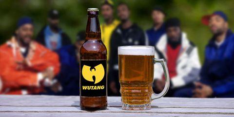 Wu-tang beer