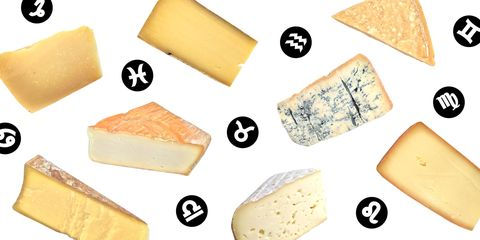 How to find the right cheese for your zodiac sign
