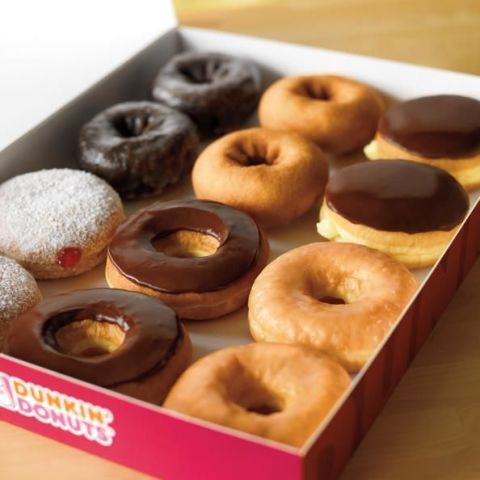 e22b74fce7b Every Classic Donut From Dunkin Donuts, Ranked