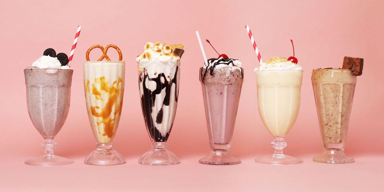 Old fashioned milkshake recipes 81