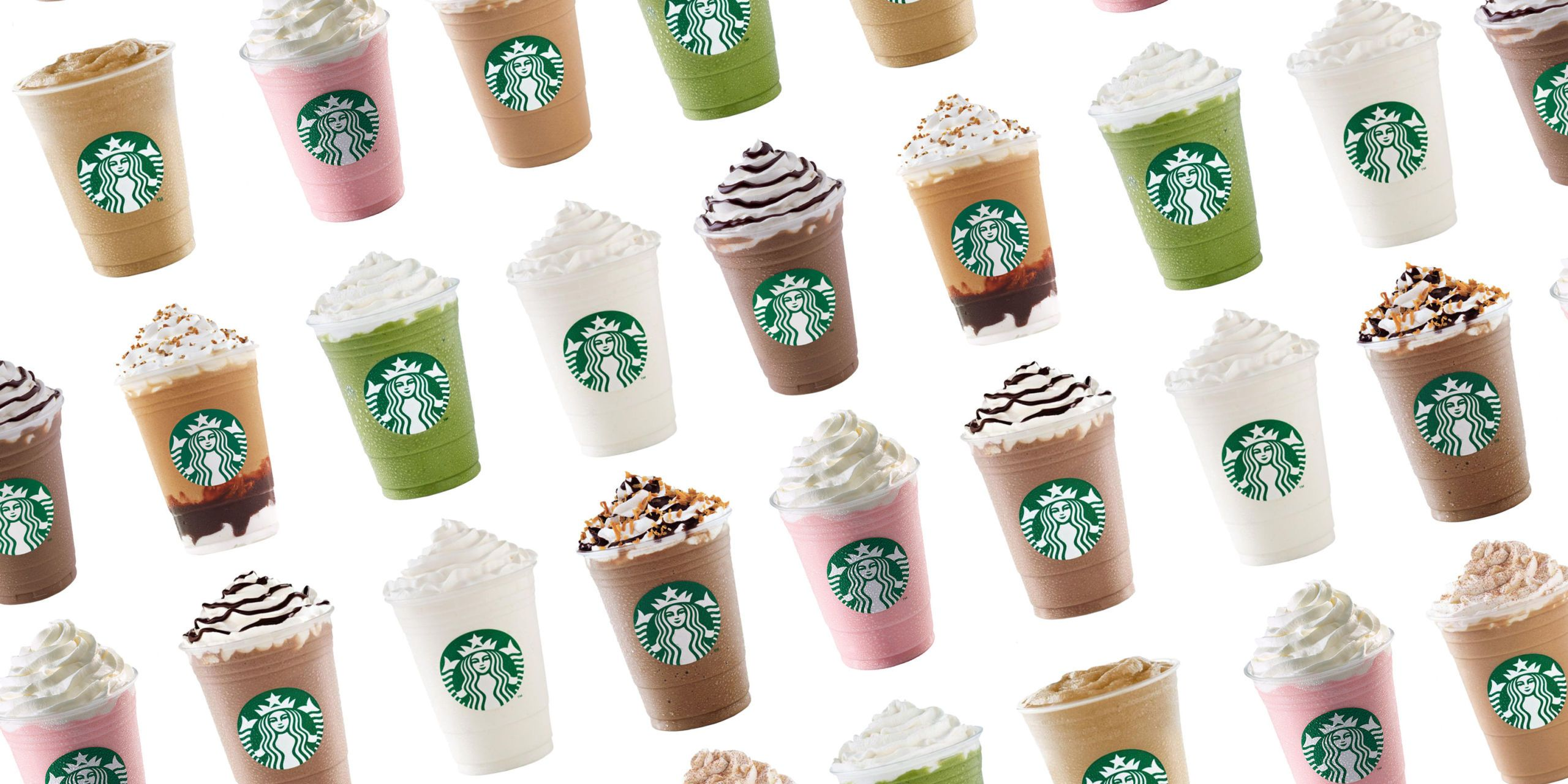 The Top 10 Starbucks Frappuccinos—Ever