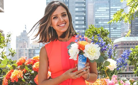 What Jessica Alba Loves to Eat
