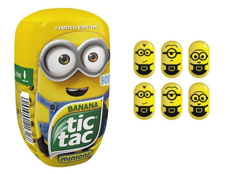 new tic tacs where to buy minions tic tacs delish