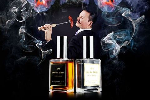 Finnish Perfume Smells Like Smoke Meat And Grilling