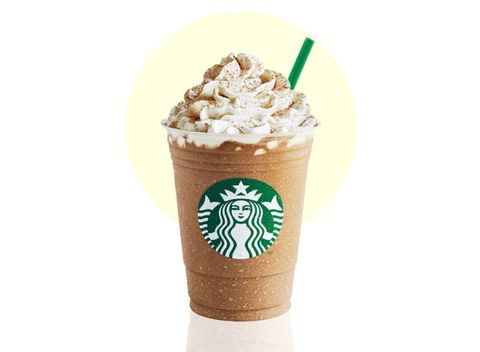 The Best Starbucks Drinks Pumpkin E Fruccino