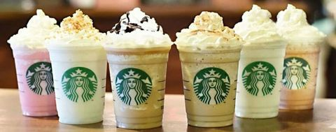 Starbucks Introduces 6 Frappuccino Flavors in One Day
