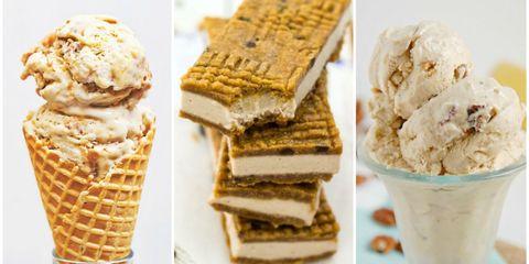 Banana ice cream ideas