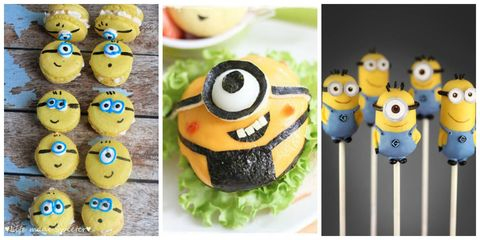 Yellow, Food, Ingredient, Facial expression, Recipe, Dessert, Baked goods, Animation, Finger food, Smiley,