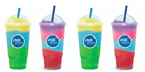 Green, Drinking straw, Colorfulness, Aqua, Liquid, Plastic, Logo, Party supply, Azure, Teal,