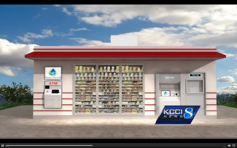 Cloud, Cumulus, Gas, Rectangle, Machine, Kiosk,