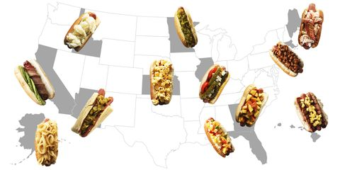 Us of Hot dogs