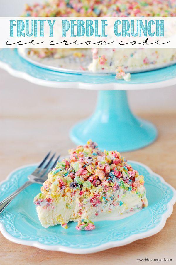 50 Best Ice Cream Cake Recipes How To Make Ice Cream Cake Delish