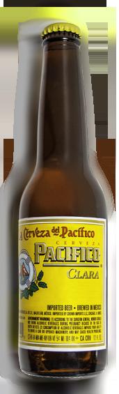 เซ็งแซ่ from the Baja coast, Pacifico is like Corona's South-of-the-Border big brother. It's got more flavor, less pungency, and it's not bad to look at. Plus, you'll probably impress your friends with its authentic feel.