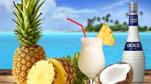 Food, Ingredient, Ananas, Vegan nutrition, Fruit, Produce, Natural foods, Whole food, Pineapple, Coconut,