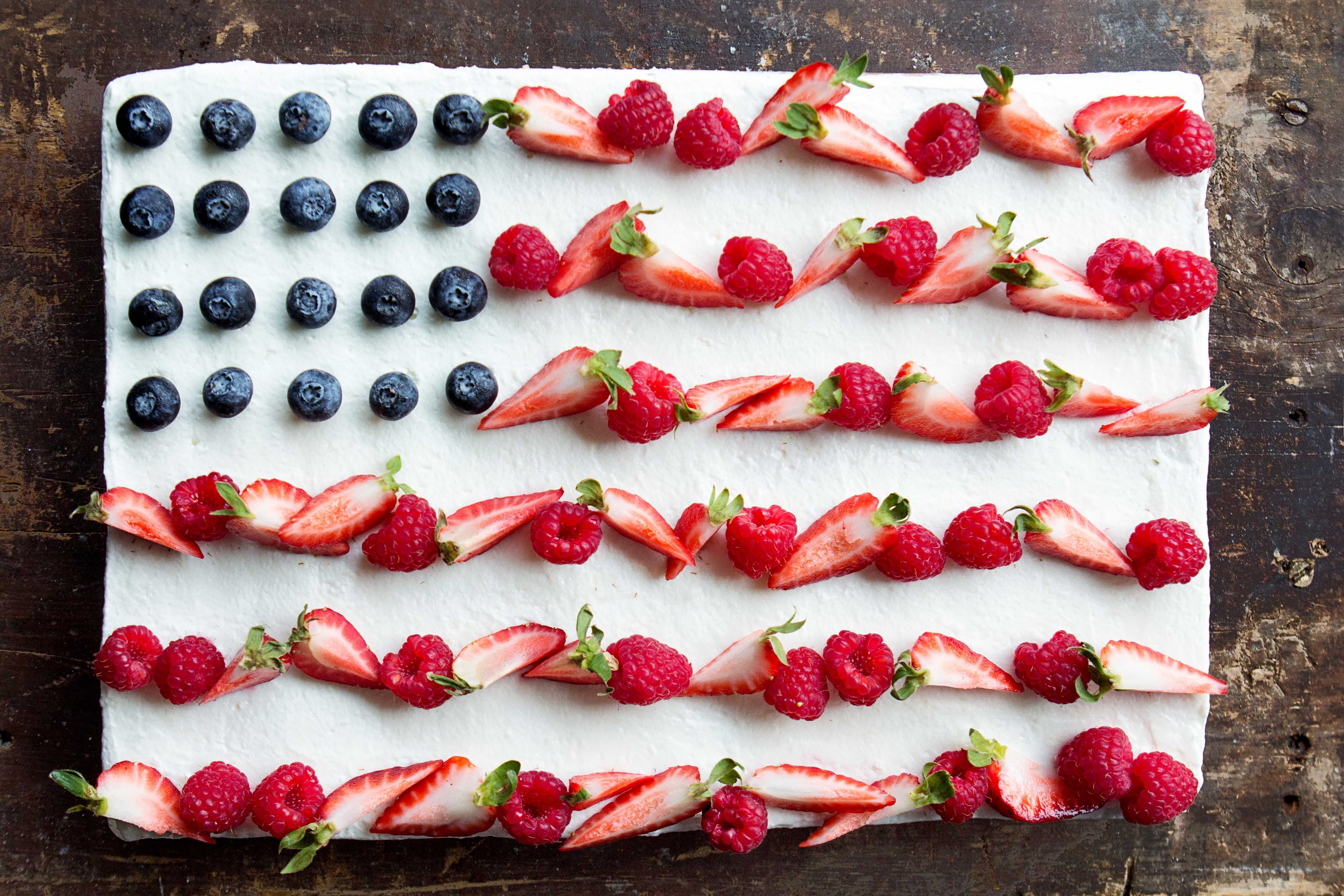 15 Best 4th of July Cake Recipes American Flag Cake Ideas for