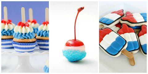 Dessert, Cake, Food, Birthday candle, Baking cup, Baked goods, Frozen dessert,