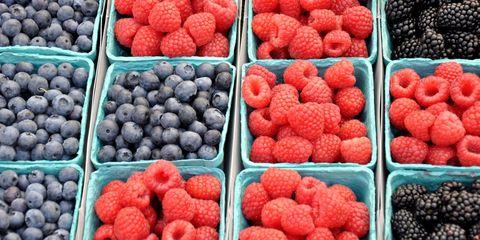 Farmers' Market Berries