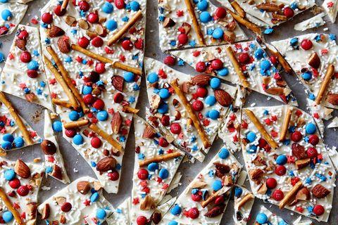 Snack, Food, Finger food, Baked goods, Dessert, Pattern,