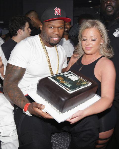 50 Cent's Birthday Cake Fail