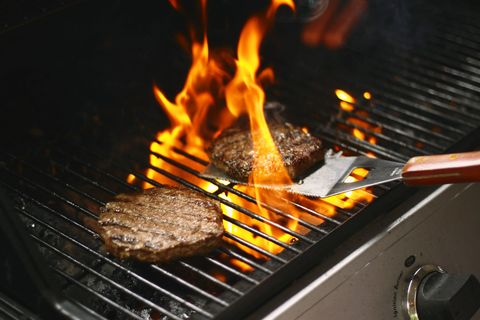 Barbecue grill, Food, Roasting, Barbecue, Cooking, Grilling, Churrasco food, Line, Heat, Beef,
