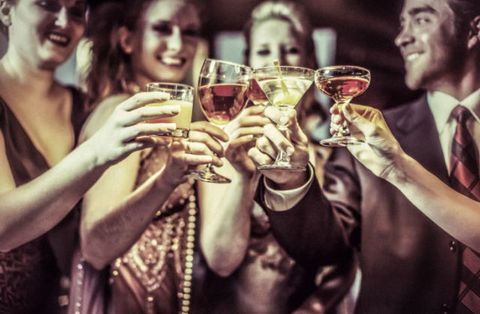 Drinkware, Stemware, Drink, Glass, Barware, Alcoholic beverage, Alcohol, Tableware, Distilled beverage, Champagne stemware,