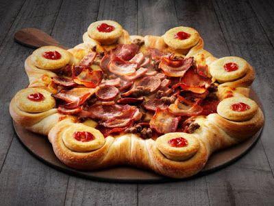 Pizza Hut Pizzas Around The World