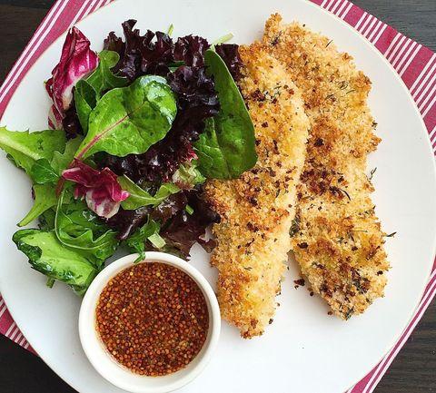 dish, food, cuisine, panko, ingredient, lunch, fried food, comfort food, produce, staple food,