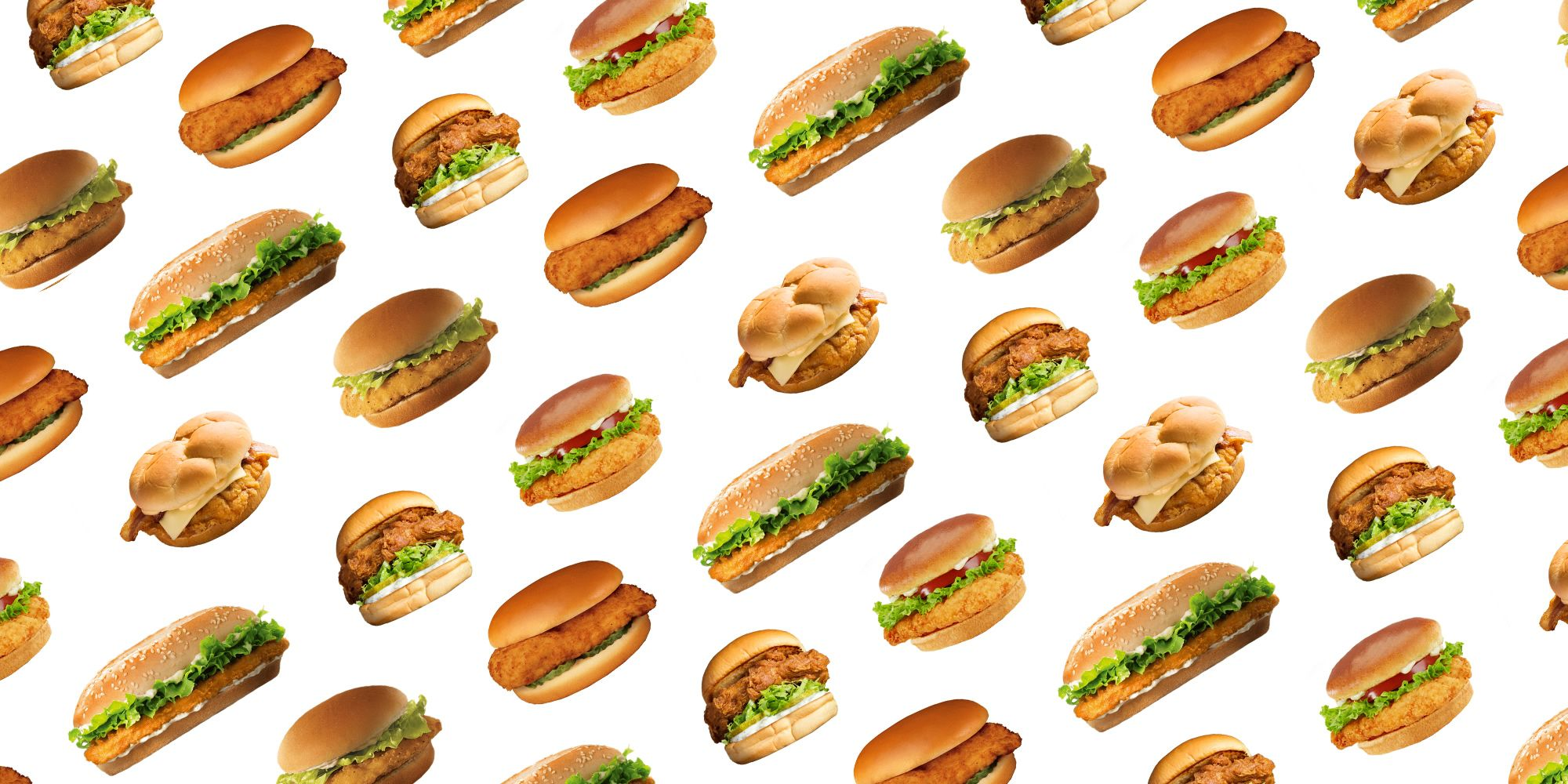 Best Fast Food Fried Chicken Sandwiches - Chicken Sandwiches Ranked