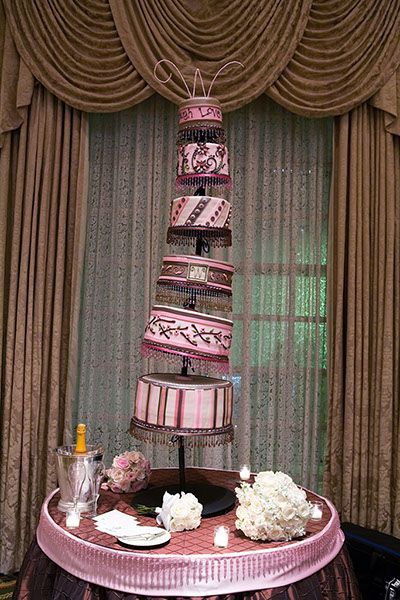 Outrageous and Crazy Wedding Cakes Pictures — Delish.com