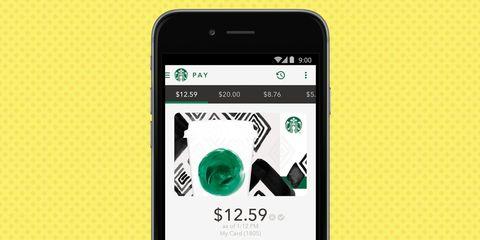 Is Starbucks App Spying On You App Permissions Delish Com