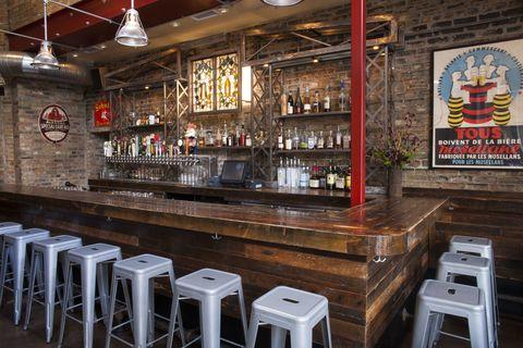 Most Delish Chicago - Beer Bar - Hopleaf