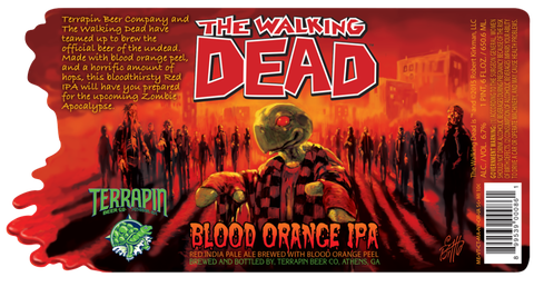 The Walking Dead Announces Official Beer - Delish com
