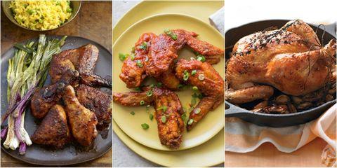 Food, Dishware, Plate, Tableware, Recipe, Chicken meat, Dish, Ingredient, Fried food, Cooking,