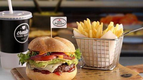 we tested the mcdonald s customizable create your taste burger