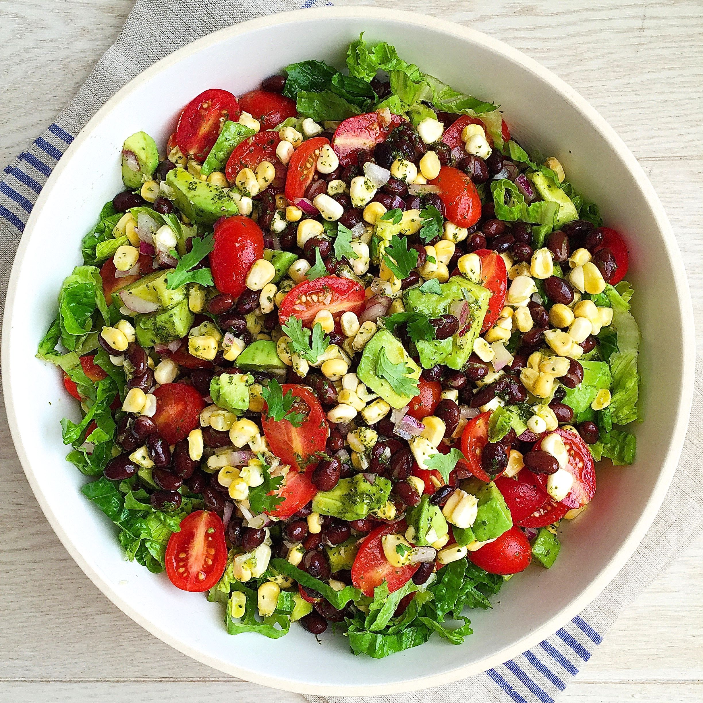 40 Healthy Dinner Salad Recipes Best Ideas For Healthy Salads