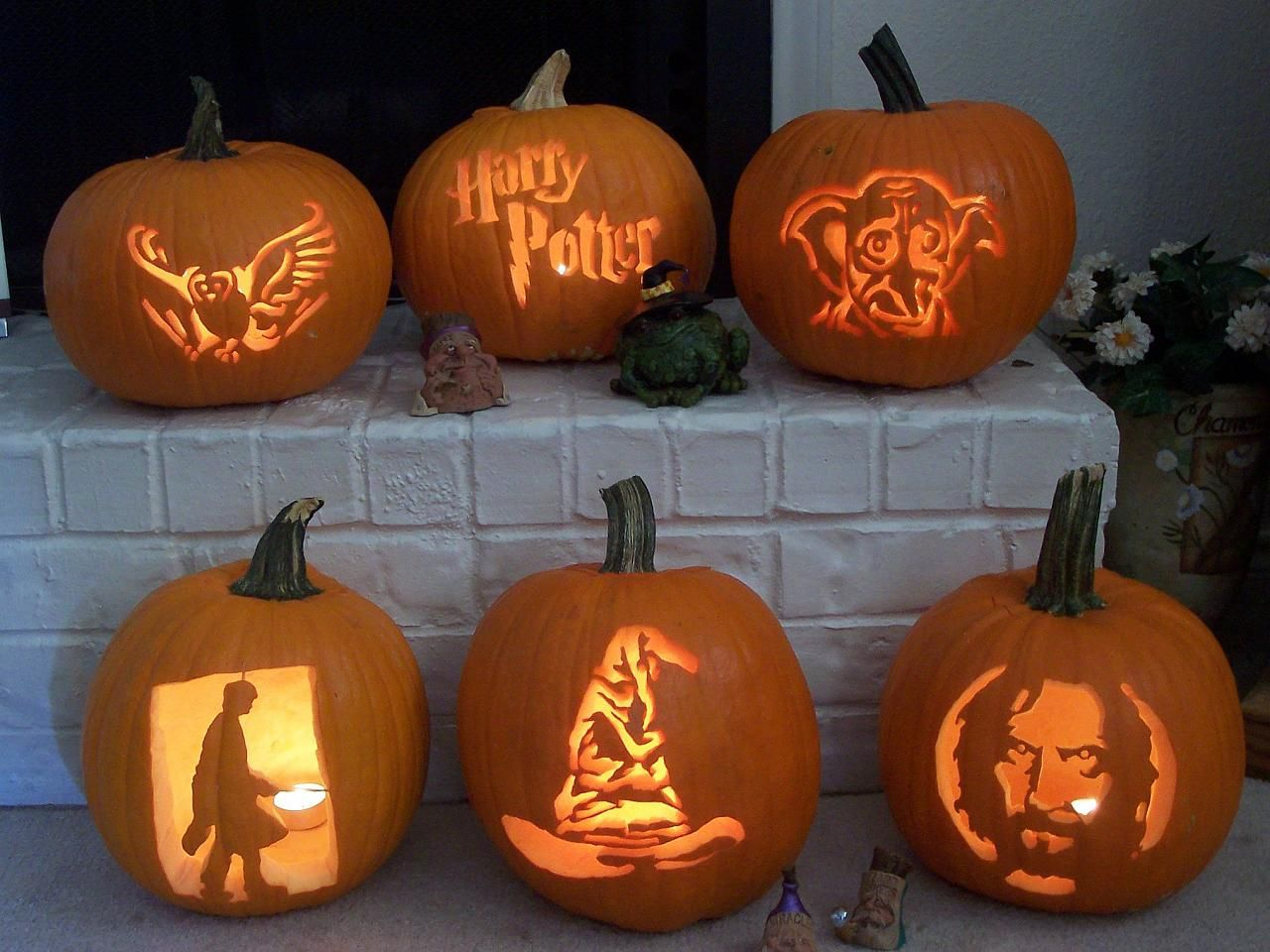 30+ creative halloween pumpkin carving ideas - awesome jack-o